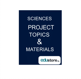 SCIENCE PROJECT TOPICS/WORKS