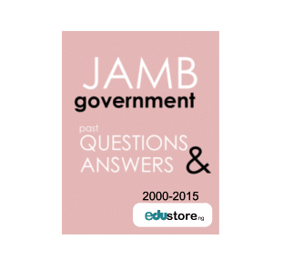 Government Jamb Past Questions & Answers 2000-2015