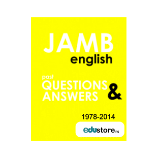 English Jamb Past Questions and Answers 1978-2014