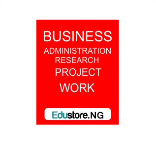 The Impact Of Delegation On Management Decision Making In First Bank Plc Onitsha