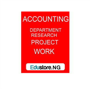 Causes And Effects Of Tax Evasion And Avoidance On The Economy (A Case Study Of Board Of Internal Revenue In Abia State)