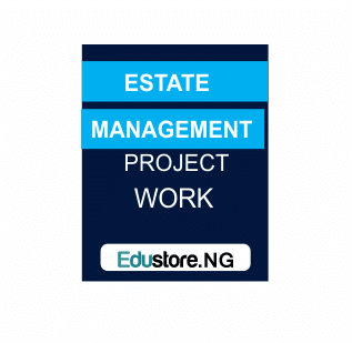 Public Housing projects. estate management project topics