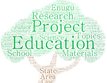 Vocational Education Project Topics and Materials PDF & DOC Download