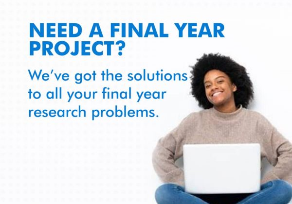 How to Write an Abstract of a Final Year Project or a Research Paper